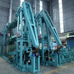 Moduler Billet Caster - Continuous Casting Machine